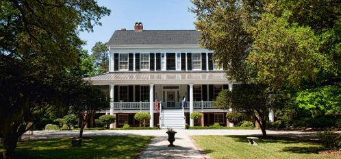 Summer at Bloomsbury In Bed and Breakfast in Camden, SC