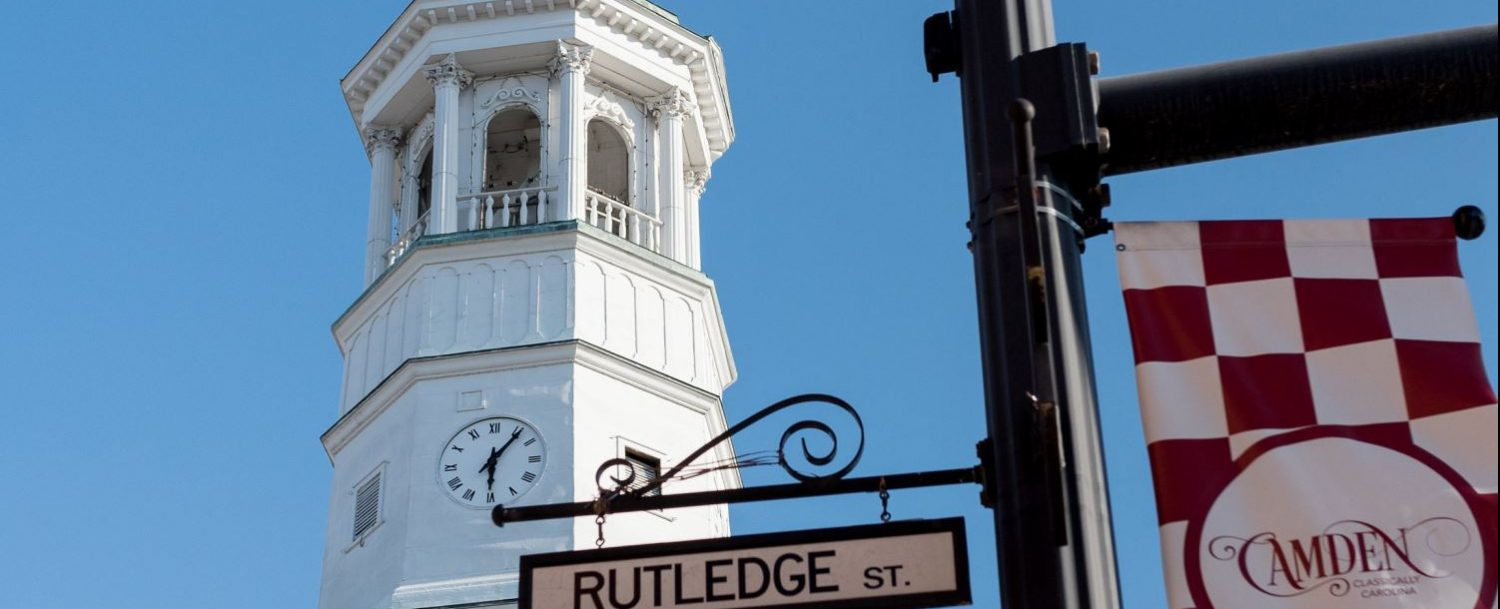 Why visit Camden SC? Six reasons and it is the coolest town in the South.