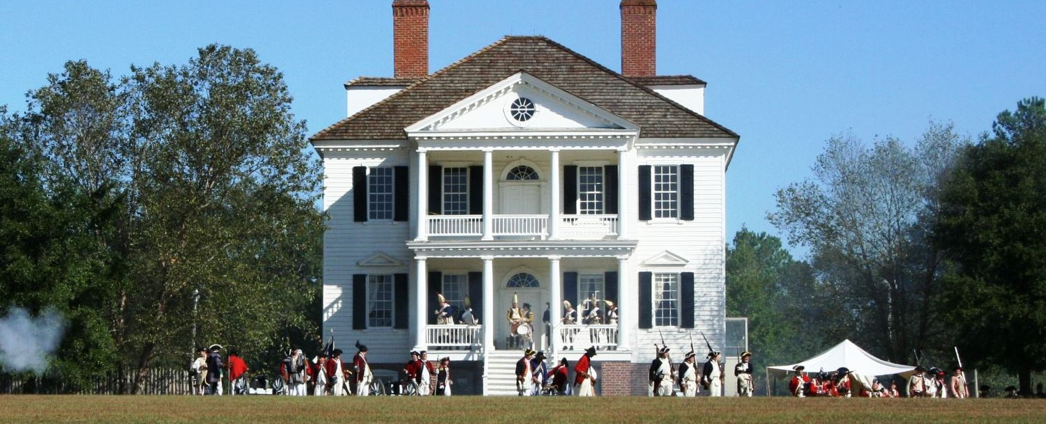 History abounds in Camden SC, Revolutionary War reenactments are an annual festival at Historic Camden.