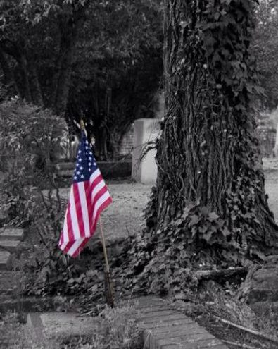 Quaker Cemetery is a favorite visit by Bloomsbury Inn guests.