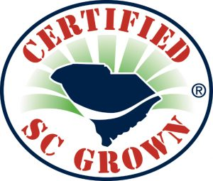 This option is all about shopping local -- certified SC Grown