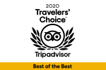 2020 Traveler's Choice Trip Advisor Award